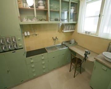 Как выглядел самый первый кухонный гарнитур в мире