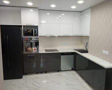 Хотите заказать кухню по своим размерам? Добро пожаловать в Е-мебель!
