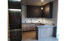 П-образная кухня от Е-мебель: стильно, функционально и очень практично