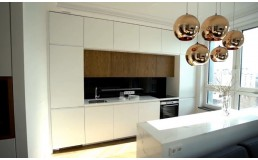 Встроенная кухня  – модная игрушка или практичный гарнитур