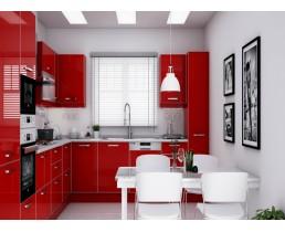 Кухня с окном, угловые кухни