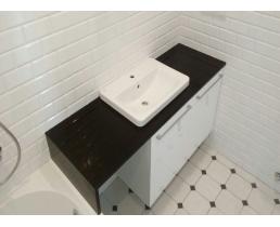Мебель в ванную вариант 22