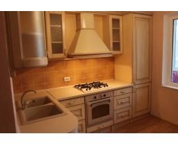 Кухня на заказ, с крашенными  фасадами МДФ_claccik_4