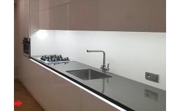Акриловая кухня премиум класса. Видео.