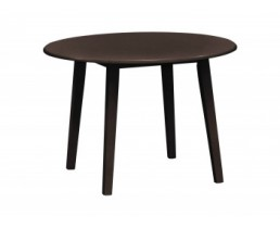 """Стол раскладной """"Алистер"""". Изготовлен из комбинации натурального дерева и МДФ, покрытого натуральным шпоном."""