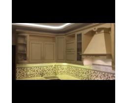 Кухня на заказ, с крашенными фасадами МДФ_claccik_9