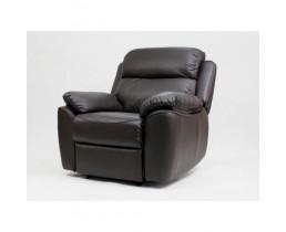 Кресло Реклайнер Алабама (натуральная кожа)