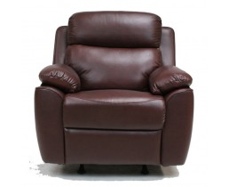 Кресло Реклайнер Алабама (кож-зам)