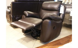 Кресло реклайнер с электроприводом Алабама для SPA салона