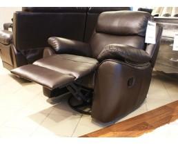 Кресло реклайнер с электроприводом Алабама для наращивания ресниц