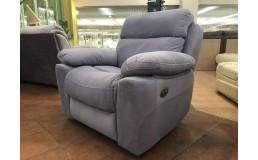 Современное кресло реклайнер с электроприводом Алабама для SPA салона