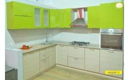 Угловая кухня КИВИ 2600 на 2000