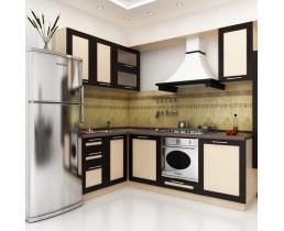 """Угловая кухня """"Адель Венге"""" ROKO"""