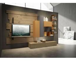 Комплект мебели для гостиной в стиле Loft