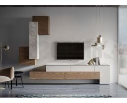 Комплект мебели для гостиной Ice Silver Gray