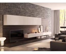 Комплект мебели для гостиной Chateau Oak Gray