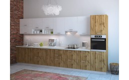 Кухня Руна Дуб Арктика