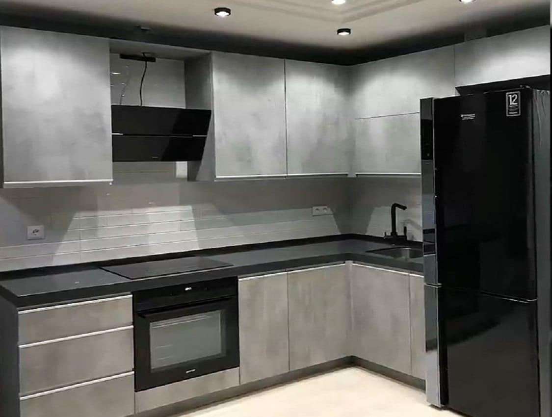 Кухня из бетона заказать курган бетон купить